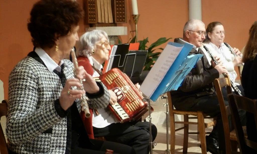 Flûte et accordéon