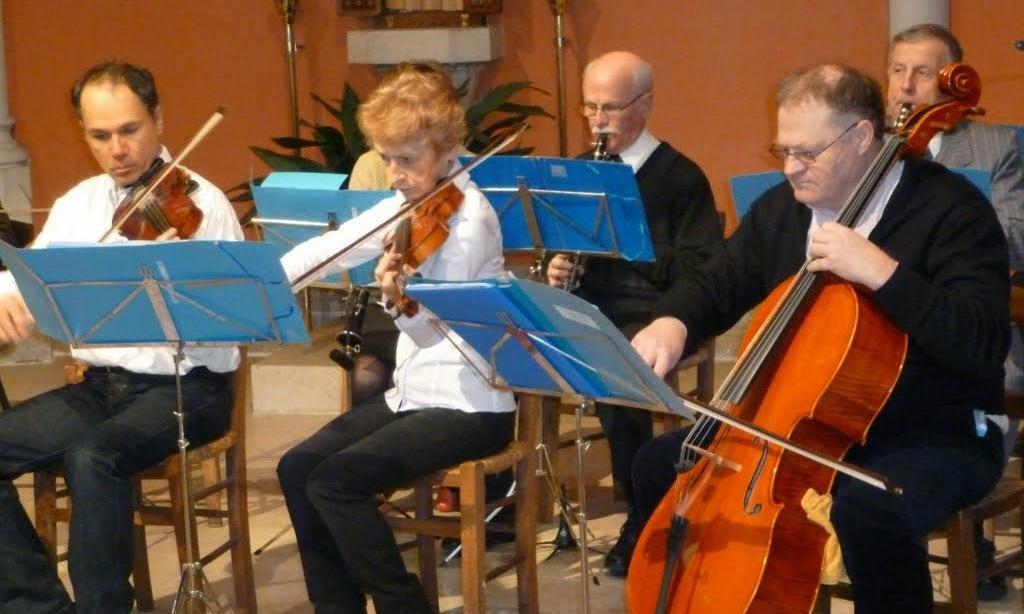 Violons er violoncelle